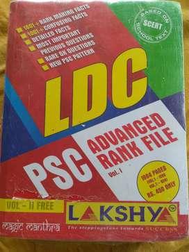 Psc books (LDC )