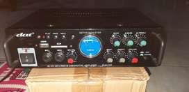 Mini digital amplifier dat ac dc sd card usb