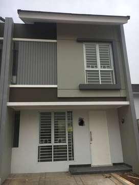 Disewakan Rumah Cluster 2 lantai Sepatan Mauk Tangerang