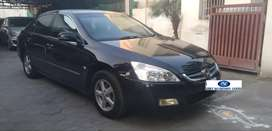 Honda Accord 2.4 Manual, 2004, Petrol