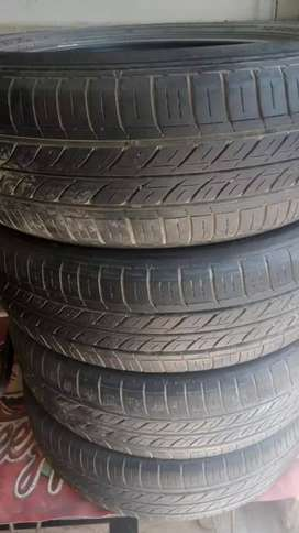 Dunlop Tyres made in Japan size 175-65-15