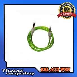 Kabel Audio 3.5mm Warna