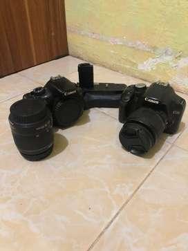 Canon 550d & canon 500d