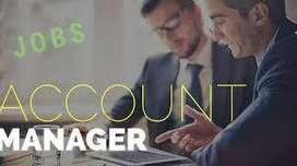 More Vacancy For Account Manager - Automobile Industry