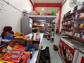 4 months old fully established mini supermarket for immediate sale