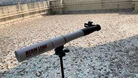 Mobile hyper zoom lens
