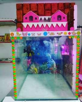 I want to sell my big  12 mmglass2feet height 2feet width big aquarium