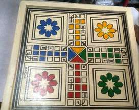"""16 x 16"""" inch Frame Size Wooden Ludo"""