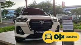 [Mobil Baru] NEW ROCKY 1.0 TURBO 2021 TUNAI KREDIT