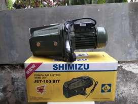 Semi Jet pump shimizu 100 bit alat teknik jogja