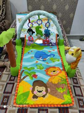 Kids bed Gym