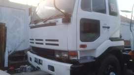 Truk Nissan Build Up Tronton