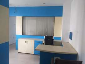 1200sq furnished Office space available Rent
