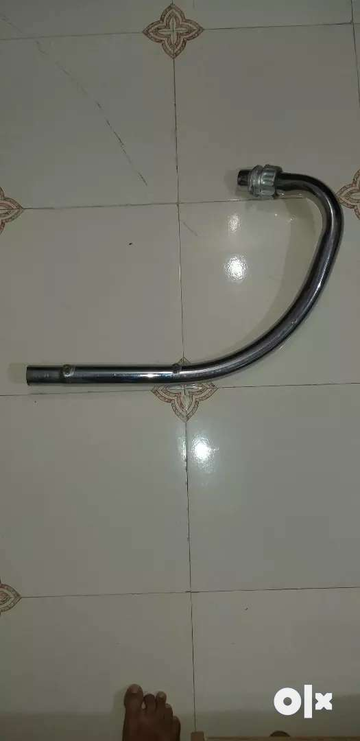 Bend pipe for royalenfield 0