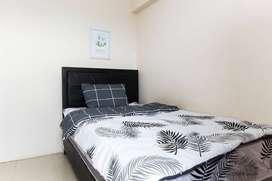 Disewakan Apartemen Bassura City type 2BR furnish lengkap bisa cicilan