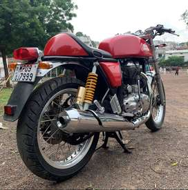 Royal Enfield British Cafe Racer Continental GT 535/ GT535 Bullet