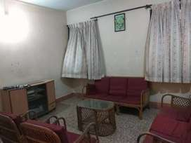 2Bhk fully furnished flat in Panjim near Church Square