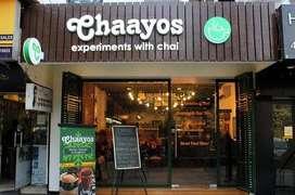 Staff Hiring for chayoo's @ Aundh & Vimanangar