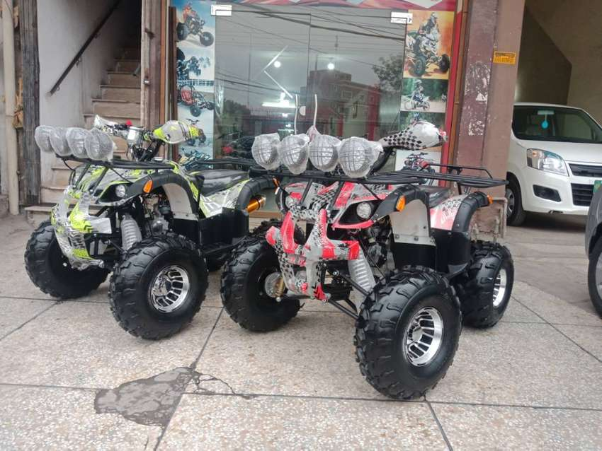 Eight Number Brand New Atv Quad with New Features 0