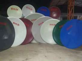 Dish antenna setting and online service/0300/4045688/