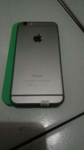 Dijual iphone 6 . 64 gb