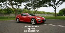 Mazda Rx8 Facelift Thn 2009 , Red On Red!!