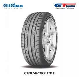 Ban mobil Ukuran 265-50 R20 GT Champiro hpy bisa buat Pajero Fortuner