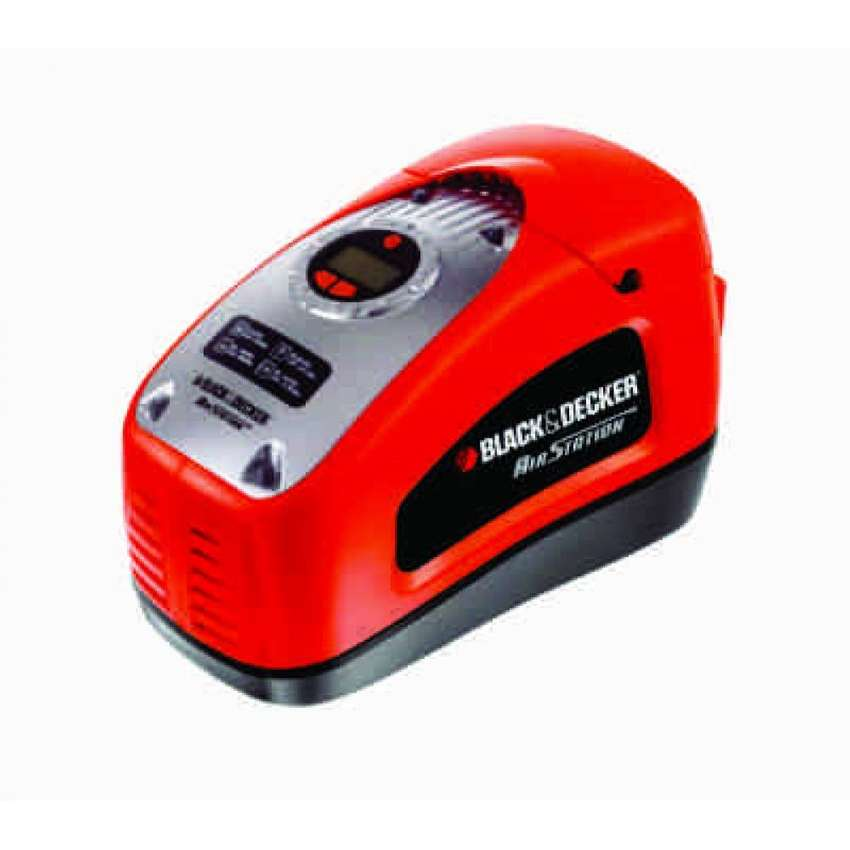Black+Decker Asi300 Compaact Air Compressor Free Cod 0