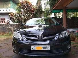 Toyota Corolla Altis J Diesel, 2012, Diesel