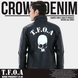 Jaket Kulit Crows Zero TFOA Generation 6th,Jaket Kulit Kekinian