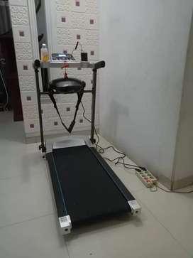 Treadmill elektrik u gym 2 fungsi
