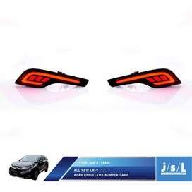 All New CRV > > Reflektor Bumper Belakang > > kikim veteran -1