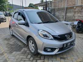 Honda Brio RS 1.2 AT 2018 (mobil lelang)