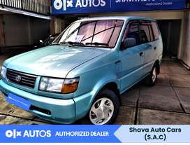 [OLX Autos] Toyota Kijang 1997 1.8 SGX Bensin 1997 Hijau #Shava