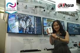 Camera CCTV Paket 4 Ch 1080 P Cling Banget bisa Online di Hp Garansi