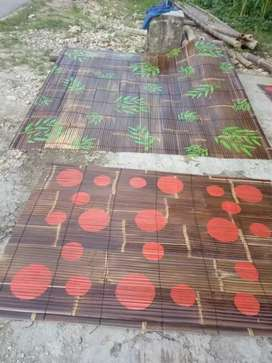 Tirai bambu/kerai