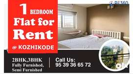 1bhk flat all over in Calicut city