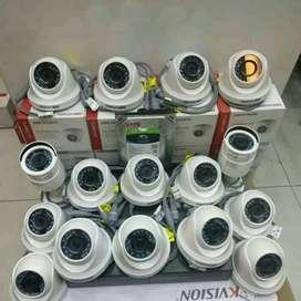 Kamera cctv super lengkap berkualitas dan bening