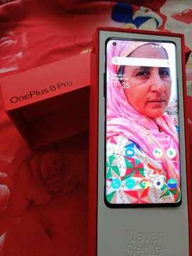 Oneplus 8pro 12+256 GB