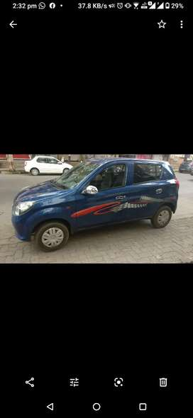 Alto 800 well maintained with Cng