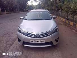 Toyota Corolla Altis 1.8 VL AT, 2014, Petrol