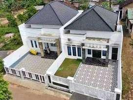 Rumah Elegant Tanah Luas