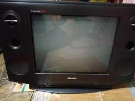 Tv Sharp Alexander 21 LAYAR DATAR