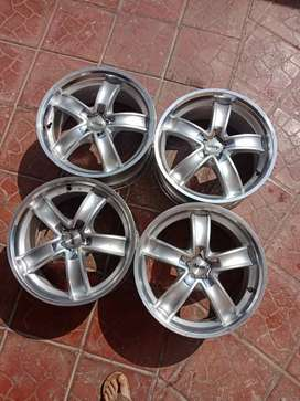 Advandi Alloy Wheels Rims (PCD 114 - 17x8JJ)