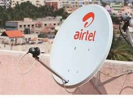 Want to sell AIRTEL set up