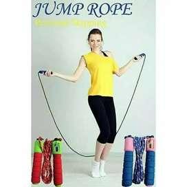 Tali skipping jump rope ada penghitung