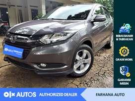 [OLXAutos] Honda HRV 2017 E 1.5 Bensin Automatic Abu-Abu #Farhana Auto