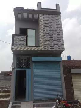 2.5 Marla Double Story House For Commercial Attari Darbar Feroze Pur