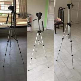 Tripod stand for CAMERA/MOBILE full size