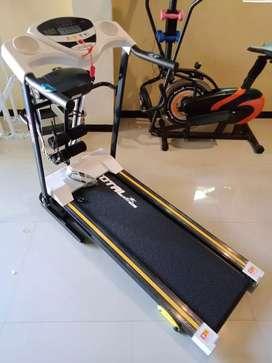 Bike home fitness Alat lari olahraga dalam rumah